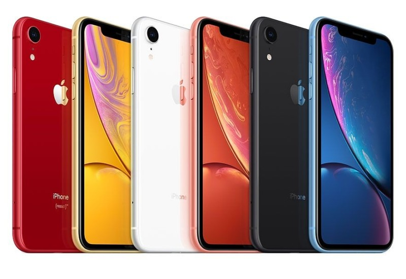 新品 香港版 SIMフリーiPhone XR強化買取中!